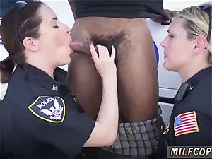 milf and buddy s daughter-in-law bi-racial three way faux cab police man We are the Law my
