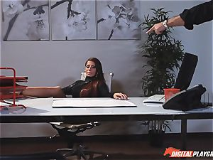 Madison Ivy has her perky cunny speared