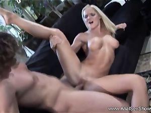 blond ultra-cutie assfuck intercourse extreme