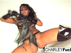 Charley is just asking to be lashed