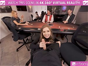 VRBangers.com-Busty honey is smashing firm in this agent