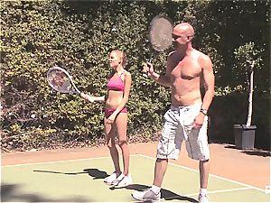 spectacular racket Part 2