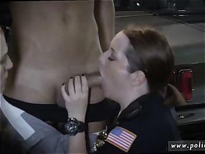 faux police female Chop Shop owner Gets Shut Down