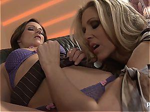 Julia dishing out orgasms
