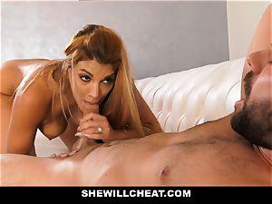SheWillCheat - steaming cheating wife revenge plumbing