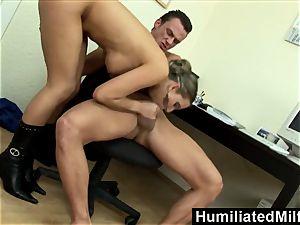 HumiliatedMilfs dirty Francesca Felluci