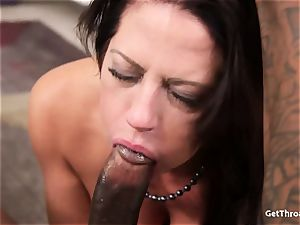 super-cute Angel Gets Mouthfucked