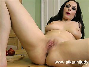 Sophia Delane looks hot in her undergarments