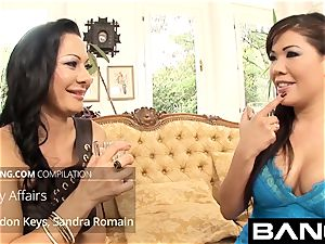 finest of asian sweetie London Keyes Compilation Vol 1