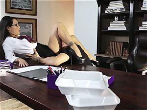 Asa Akira cheats in her pals insatiable desire