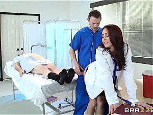 fantastic medic Monique Alexander nails her trainee