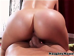 cute limber female banged by the yoga schoolteacher