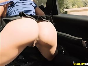 big-chested blonde beauty gets picked up and absolutely romped