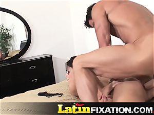 LatinFixation pipe greedy Aletta Ocean