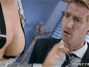 Alix Lynx boinked rock hard in her cooter