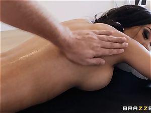 Tia Cyrus railing a firm boner