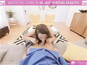 VR pornography - JOSELINE KELLY MY SISTERS red-hot pal drill