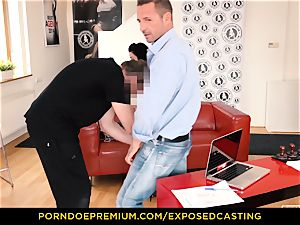 uncovered casting - Taissia Shanti porked hard in her donk