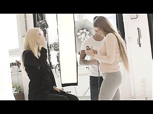 xCHIMERA - huge-titted Czech honey Lucy Li glamour fucky-fucky session