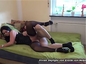 Erwischt my german mommy masturbate and want to fuck