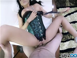 insatiable orgy pie Romi Rain penetrated in her pussy pudding pov fashion