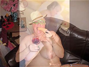 OmaGeiL pics with naked grandmothers and Sextoys