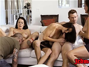 milf Mercedes Carrera railing man-meat vigorously in intercourse
