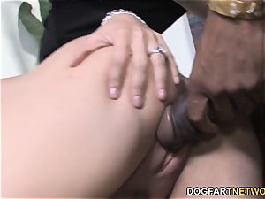 Sarah Vandella Takes big black cock scrotum Deep - cuckold Sessions