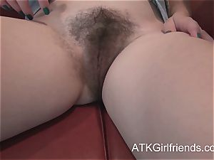 A double tryst with two furry creampies!