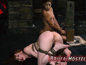 peeing glass and drinking sub masculine bondage fuckfest cool youthful chicks, Alexa Nova and