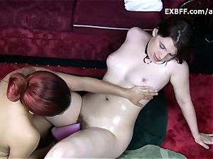 wooly milky woman humid muff fem domination chinese girl/girl