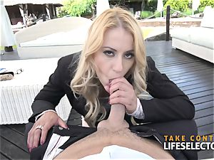 Nikky Thorne - intimate intercourse Psycho